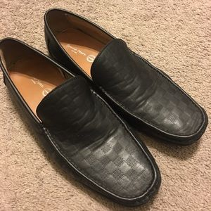 Bruno Marc Size 11 Leather Loafers $30
